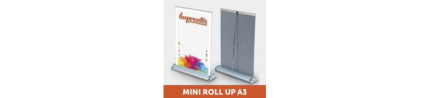 Mini Roll Up A3